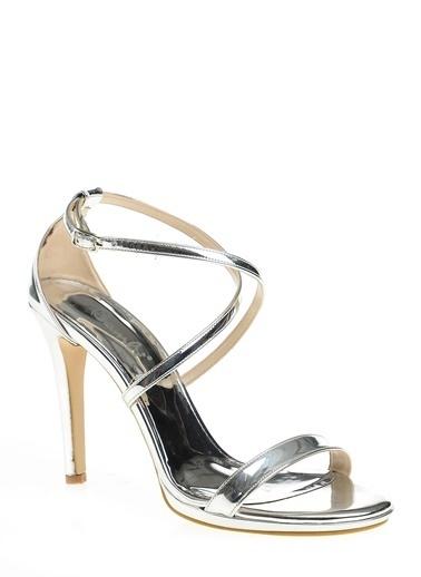 İnce Topuklu Ayakkabı-Bambi